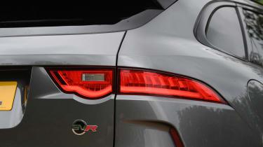 Jaguar F-Pace SVR - rearlight