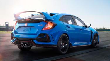 Honda Civic Type R 2020 - rear
