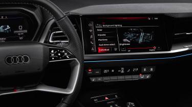 Audi Q4 e-tron - infotainment
