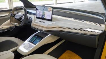 Skoda Vision iV concept - cabin