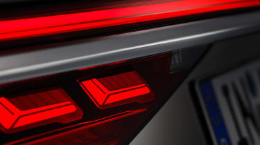 New Audi A8 unveiled - detail