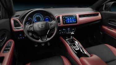 Honda HR-V Sport - cabin