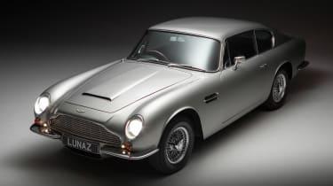 Lunaz Aston Martin DB6 - front static