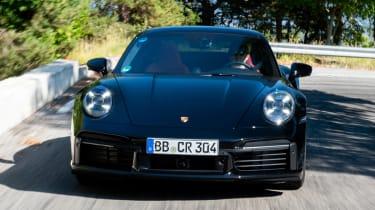 Porsche 911 Turbo prototype - full front
