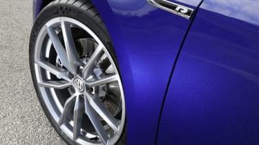 Volkswagen Golf R Performance Pack wheel