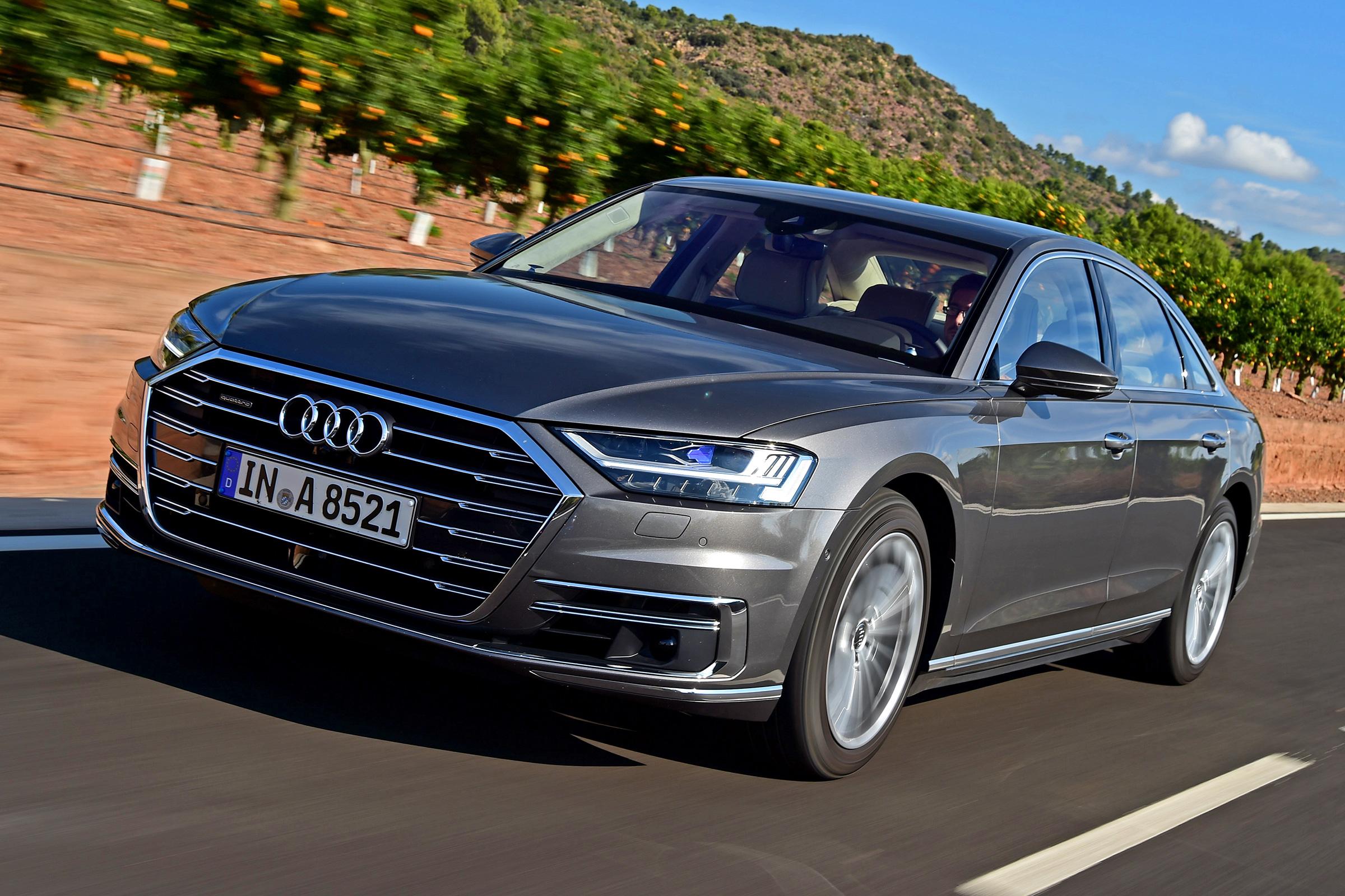 Kelebihan Audi A8 2017 Murah Berkualitas