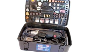 Sealey E5188 Multi-Purpose Rotary Tool Set