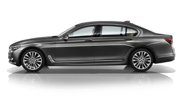 New 2015 BMW 7-Series side