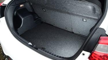 Toyota Yaris GRMN - boot