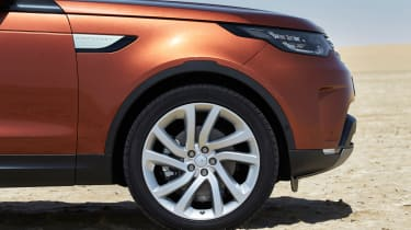 Land Rover Discovery 2017 - official wheel