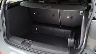 MINI Cooper Black Clubman - boot