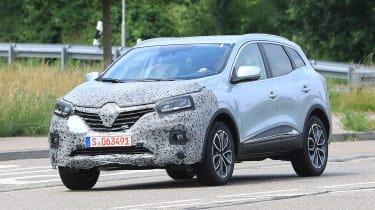 Renault Kadjar - spyshot 2