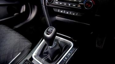 Kia Proceed - transmission