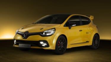 Renault Clio RenaultSport R.S.16 official - studio