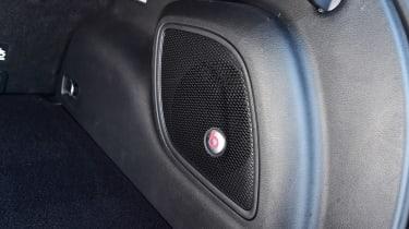 Jeep Compass - speaker