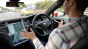 Does Tesla's Autopilot system herald a future of fully-autonomous cars?