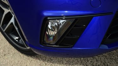 SEAT Ibiza - fog light