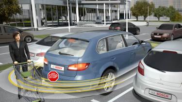 Accident free future - sensors