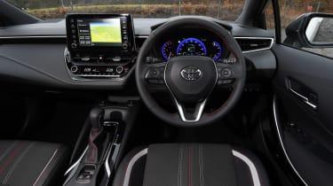 Toyota Corolla GR Sport - dash