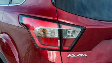 Ford Kuga Titanium - rear detail