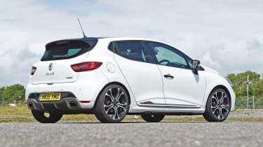 Renault Clio RS 220 Trophy - rear static