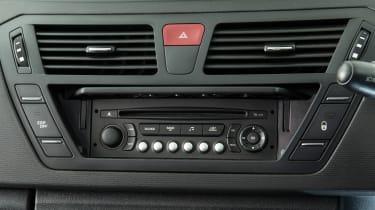 Used Citroen C4 Picasso - centre console