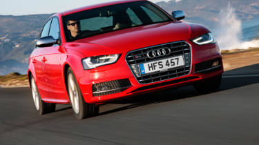 The S4 is a exciting compact saloon car.