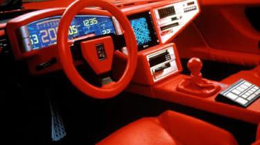 Peugeot Quasar - interior