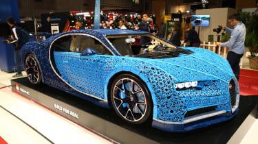 LEGO Bugatti Chiron - Paris