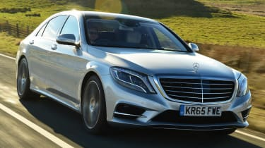 Mercedes S-Class - best used luxury cars
