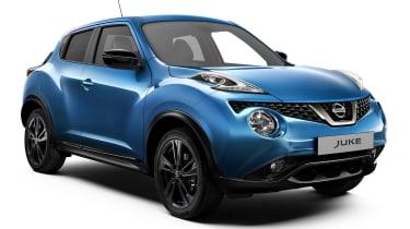 Nissan Juke updated - front