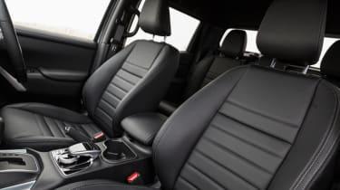 Mercedes X-Class review - seats
