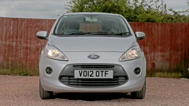 Used Ford Ka review - front