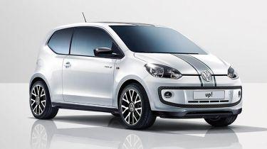 Volkswagen Rock up! and Groove up!