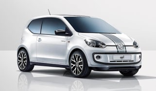 Volkswagen Rock up! and Groove up!