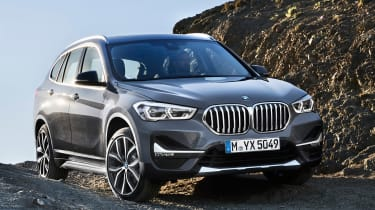 BMW X1 - front off-road