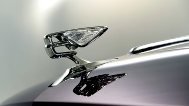 Bentley Flying Spur - studio detail