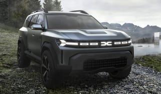 Dacia Bigster - front