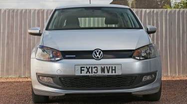 Used Volkswagen Polo - full front