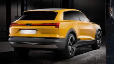 Audi h-tron concept - rear quarter