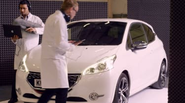 <span>Peugeot announced a new personalisation option for its cars in April 1</span><span>st</span><span>&nbsp;2014. The Audio Sonic Personalisation Programme for car horns invited customers to record their own sounds for their car's ho