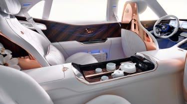Vision Mercedes-Maybach SUV - interior
