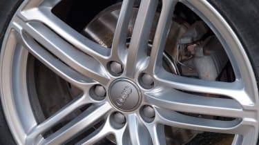 Used Audi Q3 - wheel