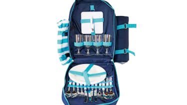 Best picnic backpacks - Navigate Summerhouse Coast Four-Person Backpack