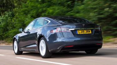 Tesla Model S Long Range - rear