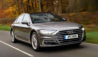 Best luxury cars - Audi A8