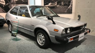 Honda Accord 1976