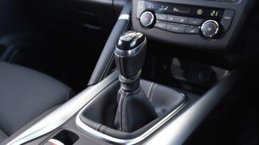 Renault Kadjar TCe 165 - transmission