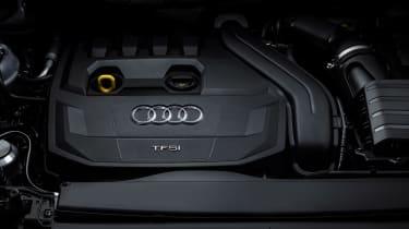 Audi Q3 - engine