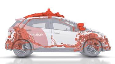 Cruise Origin - test car info